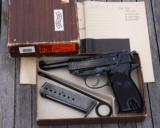 WALTHER P-38 P38 ENGRAVED in CASE- 2 of 6