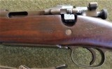 US Model 1903 MkI in excellent rebuilt condition with correct MkI butt stock, immaculate bore and excellentflat buckle web sling - 12 of 15