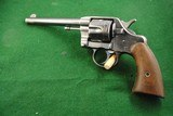Colt Model 1892 US Army DA Revolver --