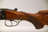 Sauer SxS 12 ga boxlock shotgun. Great C&R gun.- 3 of 8