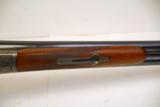 Sauer SxS 12 ga boxlock shotgun. Great C&R gun.- 8 of 8
