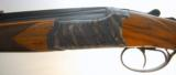 Chapuis O/U Double Rifle model C10 in .375 Flanged.- 7 of 9