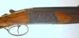 Chapuis O/U Double Rifle model C10 in .375 Flanged.- 4 of 9