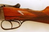1928 Pre-War JP. Sauer 12ga SxS shotgun. C&R - 3 of 9