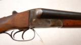 Sauer 12ga SxS Shotgun - 6 of 7