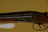 Pre-war Sauer SxS 12 ga Made in Suhl Germany. - 15 of 15