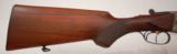 Sauer 12ga SxS Shotgun. Relief Engraving. Ejectors. C&R - 9 of 10