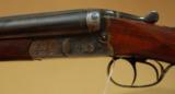Sauer 12gs SxS Shotgun