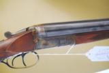 Simson 12ga SxS Shotgun. 2 3/4 Chambers. - 3 of 9