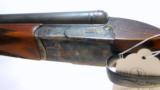 Simson 12ga SxS Shotgun. 2 3/4 Chambers. - 6 of 9
