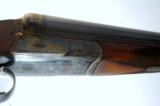 Simson 12ga SxS Shotgun. 2 3/4 Chambers. - 8 of 9
