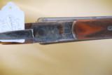 Simson 12ga SxS Shotgun. 2 3/4 Chambers. - 2 of 9