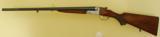 AYA 16ga SxS Shotgun. C&R Ok - 1 of 9