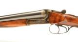Merkel 12ga SxS Shotgun - 1 of 8