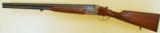 Merkel 12ga O/U. Relief engraving. Nice Gun - 1 of 11