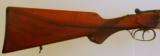 Sauer 12ga SxS Shotgun.- 6 of 6
