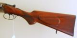 Sauer 12ga SxS Shotgun.- 4 of 6
