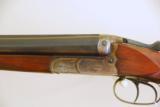 Sauer 12ga SxS Shotgun.- 3 of 6