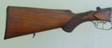 Sauer 12ga SxS Shotgun - 4 of 4