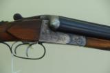 Sauer 12ga SxS Shotgun - 1 of 4