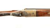 Simson 12ga SxS Shotgun. Merkel type action. - 3 of 6