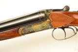Simson 12ga SxS Shotgun.