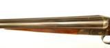 Sauer 12ga SxS Shotgun. Ejector Gun. English Straight Stock - 6 of 6