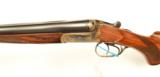 Merkel SxS 12ga Shotgun.- 1 of 8