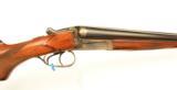 Merkel SxS 12ga Shotgun.- 2 of 8