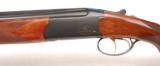 Chapuis O/U double rifle model S12 in 9.3x74R. ADJUSTABLE REGUALTION!!!! - 1 of 12