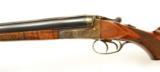 Sauer 16ga SxS Shotgun