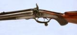 James Woodward and Son 500 BPE Double Rifle Hammergun - 2 of 14