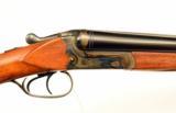 Merkel SxS 12ga Shotgun. VERY NICE!!! - 1 of 4