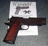 American Tactical FX THUNDERBOLT1911 .45ACP