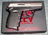 Sccy Industries Model CPX1TT 9mm.