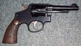 Smith & Wesson Pre Model 10
