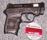 Smith & Wesson Bodyguard .380 Cal. - 1 of 2