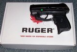 Ruger LC9 with CRIMSON TRACE