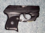 Ruger LCP with Lazer