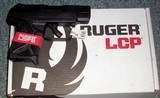 Ruger LCP ll..380 Cal.