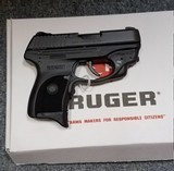 Ruger LC9 With Crimson Trace laser