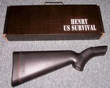 Henry US. Survival Rifle .22 LR. - 4 of 5