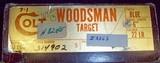 Colt Woodsman Sport Model 3rd. series - 2 of 3