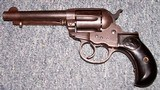 Colt 1877 Thunderer 41 Cal.