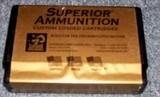 Superior Ammunition .375 Rum 300 Grain - 1 of 1