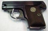 Colt 1908 Vest Pocket .25 cal.