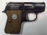 Junior Colt Pocket Model.25 ACP. - 1 of 4