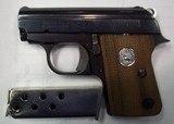 Junior Colt Pocket Model.25 ACP. - 2 of 4