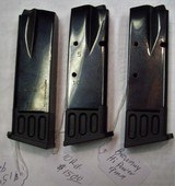 Browning Hi Power 10 rd. mags. 9mm.