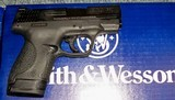 Smith & Wesson M&P SHIELD .9mm. Cal.